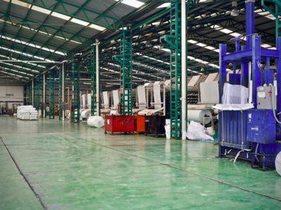 IG industries warehouse
