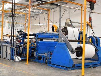IG Industries Plastics Bags Production Machine