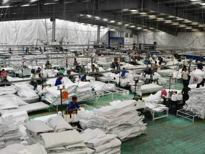 IG Industrial Plastics Production Hosue Working