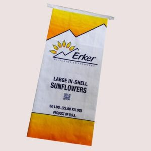 BOPP Laminated Back Seam Bags